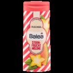 Balea Duschgel, Flüssigseife und Deo-Bodyspray Sternfrucht Melone