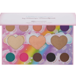 BH Cosmetics Marvycorn by Marvyn Magnificent Lidschatten- & Highlighter-Palette