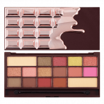 I Heart Makeup Eyeshadow Palette I Love Chocolate Rose Gold