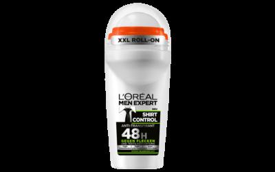 L'Oréal Men Expert Shirt Control Deo Roll-On & Deo Spray