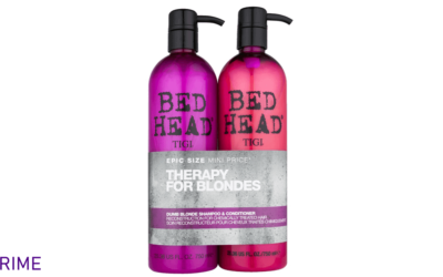 TIGI BED HEAD Dumb Blonde Therapy for Blondes Shampoo & Conditioner