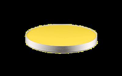 MAC Pro Palette Eyeshadow Refill Yellow Chrome & Retrospect