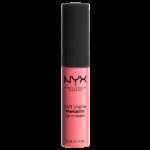 NYX Cosmetics Soft Matte Metallic Lip Cream Milan