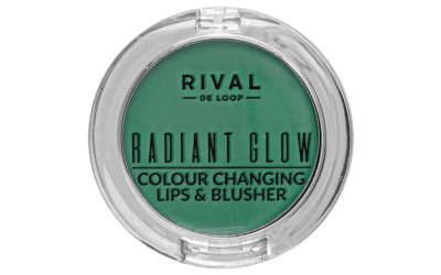 Rival de Loop Radiant Glow Colour Changing Lips & Blusher