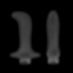 Lovella Prostata-Vibrator aus Silikon mit 10 Vibrationsmodi
