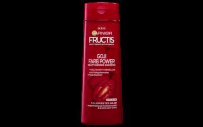 Garnier Fructis Goji Farb Power Kräftigendes Shampoo & Spülung
