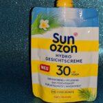 Sunozon Hydro Gesichtscreme LSF30