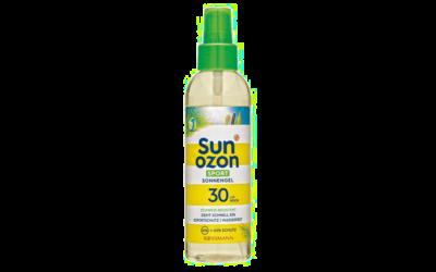 Sunozon Sport Sonnengel LSF 30