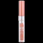 essence melted chrome liquid lipstick 02 rosie goldie