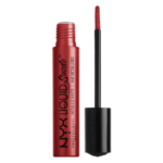 NYX Liquid Suede Metallic Matte Acme