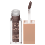 183 DAYS Shimmer Matte Lipcream 010 Touch