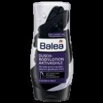 Balea Dusch-Bodylotion Aktivkohle