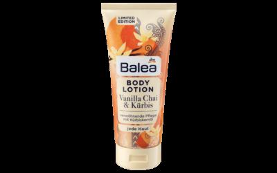 Balea Bodylotion Vanilla Chai & Kürbis