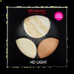 Freedom Makeup #ProArtist Highlighters HD Lit 1 und HD Lit 2