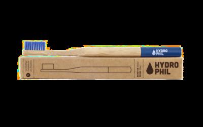 HYDROPHIL Zahnbürste weich blau