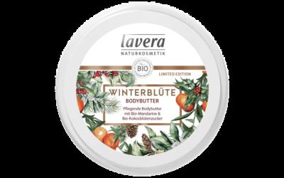lavera Winterblüte Bodybutter