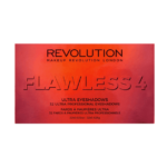 Makeup Revolution Flawless 4 Ultra Eyeshadows