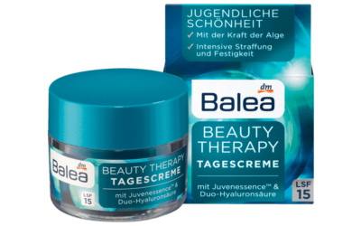 Balea Beauty Therapy Tagescreme LSF15