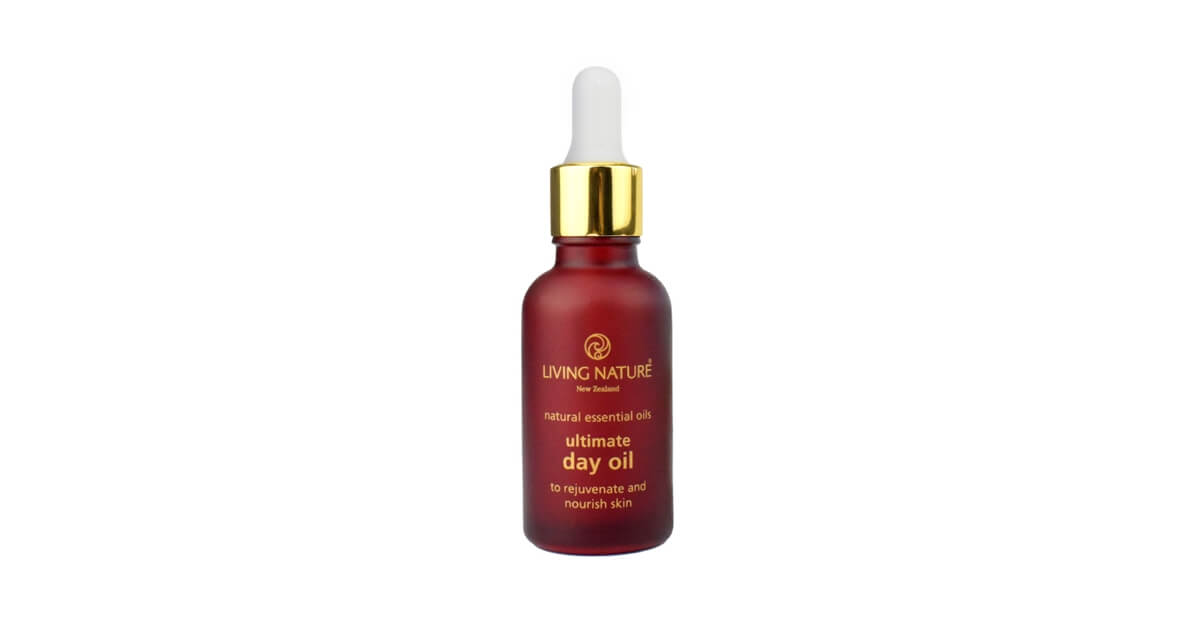 Living Nature Ultimate Day Oil //BEAUTY