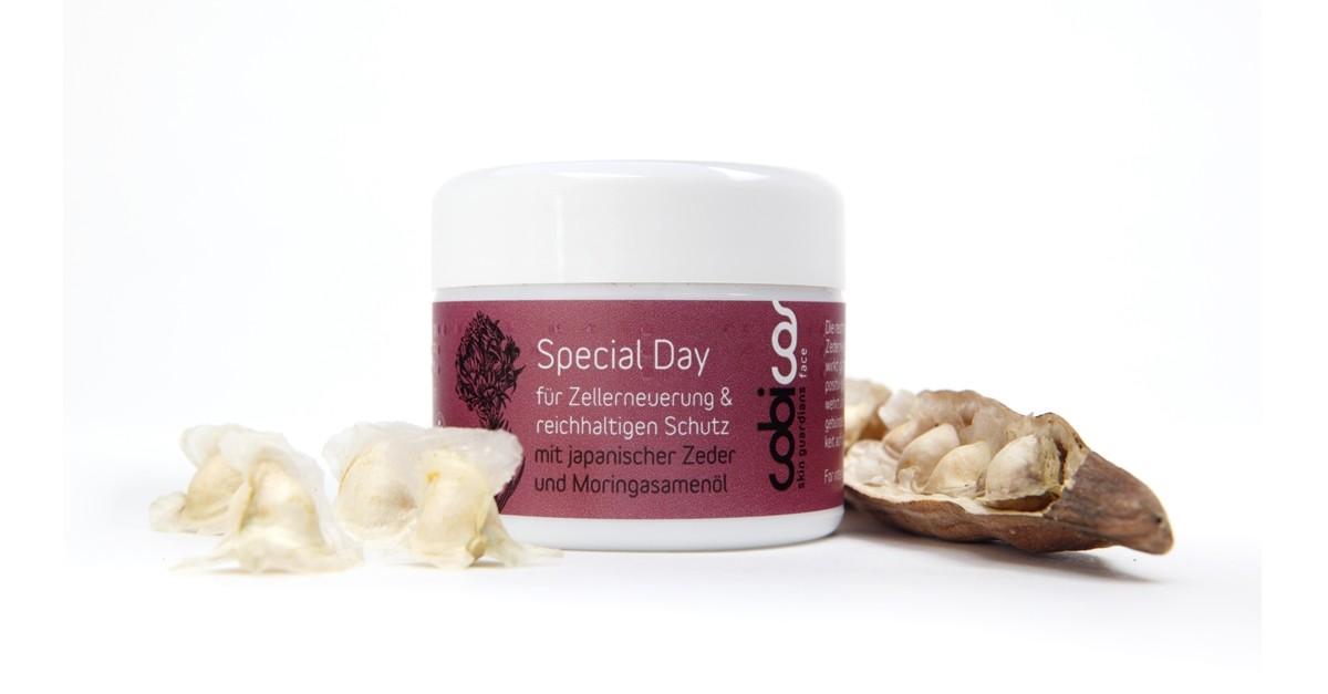 cobicos Special Day Cream //BEAUTY