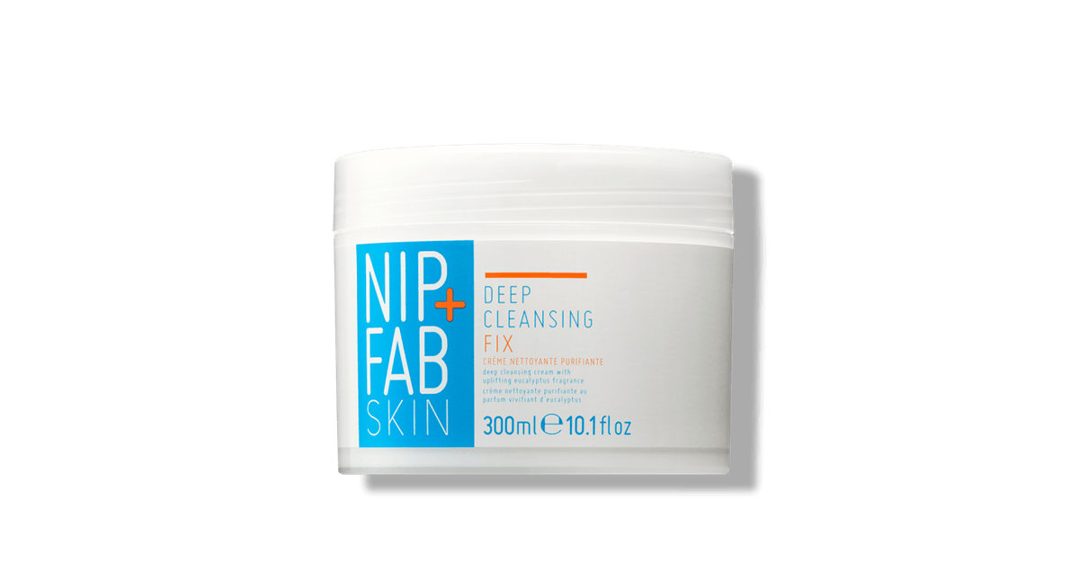 NIP+FAB Deep Cleansing Fix