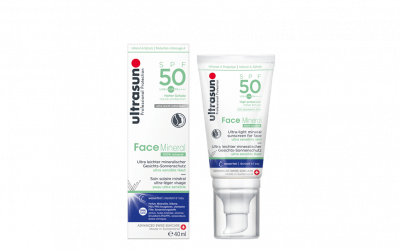 UltraSun Professional Protection Face Mineral SPF50