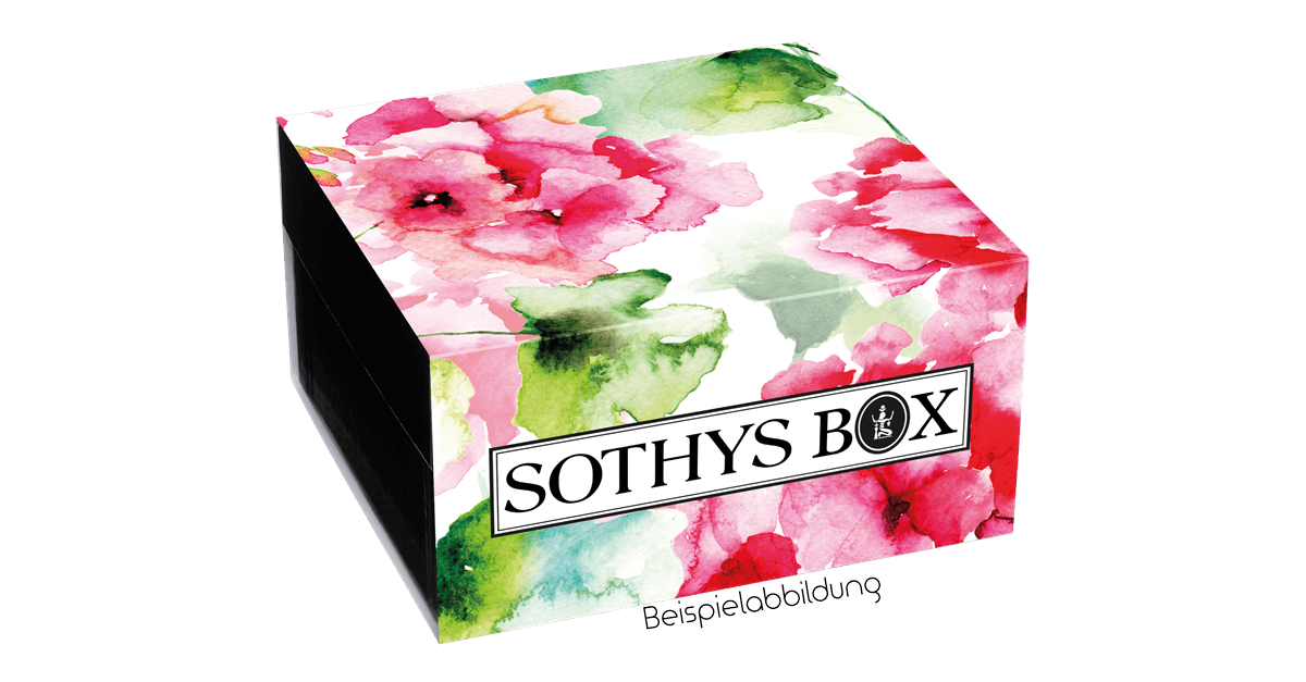 Unboxing der SOTHYS Box Herbst-Edition 2019