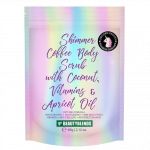Beautyblends Shimmer Body Coffee Scrub