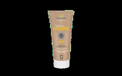 Callusan Naturale Natürliche Fusscreme Sanft