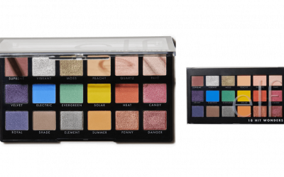 e.l.f. cosmetics 18 Hit Wonder Eyeshadow Palette