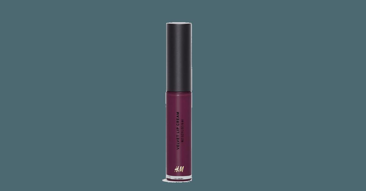 H&M Velvet Lip Cream What A Girl Wants