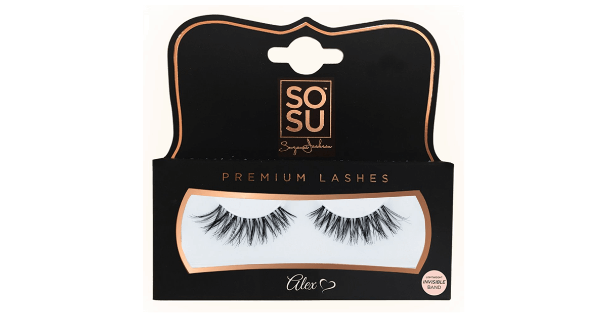 2620586ba04 Sosu by Suzanne Jackson Premium Lashes Alex & Brooke • GooLoo
