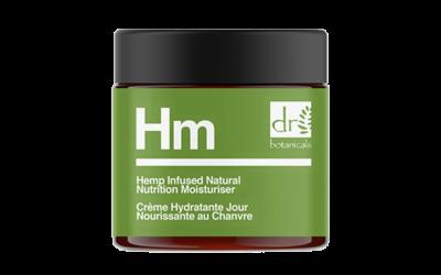Dr. Botanicals Hemp Infused Natural Nutrition Moisturizer