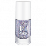 essence holo rainbow nailpolish 01 hello holo & 05 holo fever