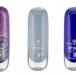 essence shine last & go! gel nail polish 23 party time!, 29 zero to hero, 31 electriiiiiic