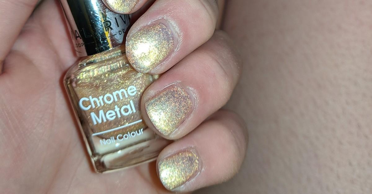 , essence i ♥ sparkle nail polish 01 nobody rosé me better & 02 glitter everywhere