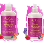Shea Moisture 10-in-1 Renewal System Shampoo & Conditioner