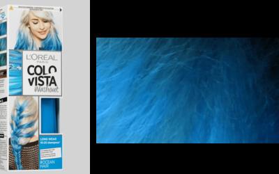 L'Oréal Paris COLOVISTA Washout #OCEANHAIR