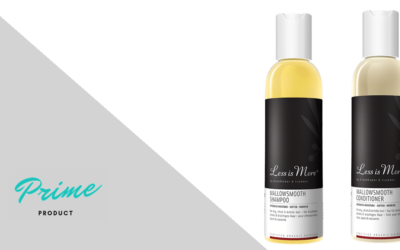 Less is More Mallowsmooth Shampoo & Conditioner