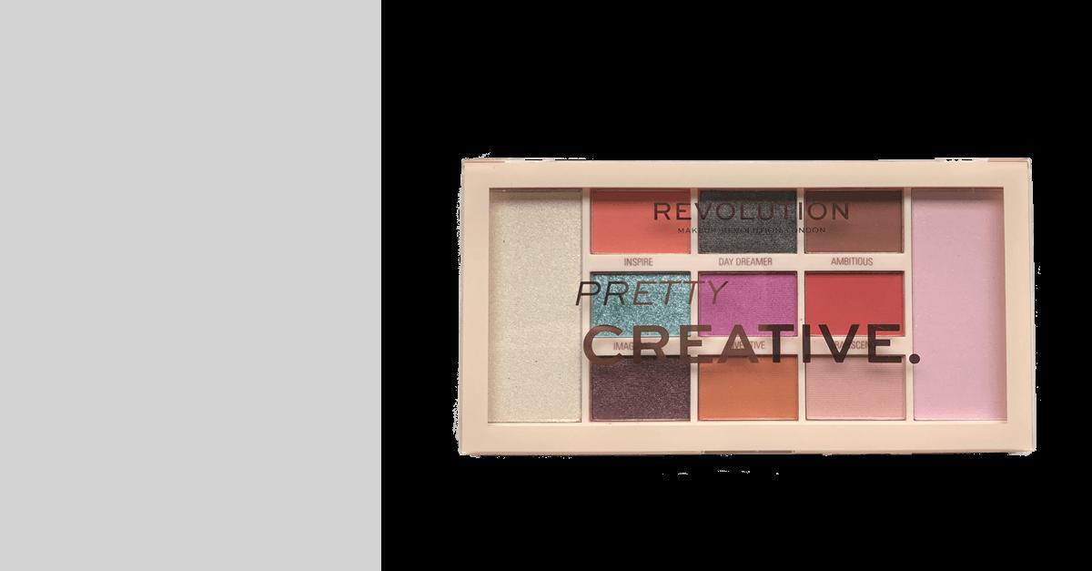 Makeup Revolution Pretty Creative Palette