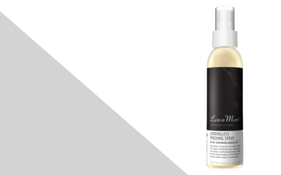 Less is More Lindengloss Finishing Spray