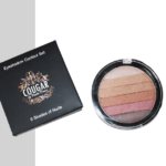 COUGAR Eyeshadow Contour Set 6 Shades of Nude