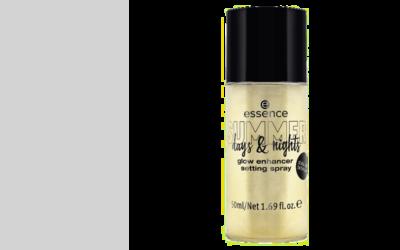 essence summer days & nights glow enhancer setting spray 01 go with the glow