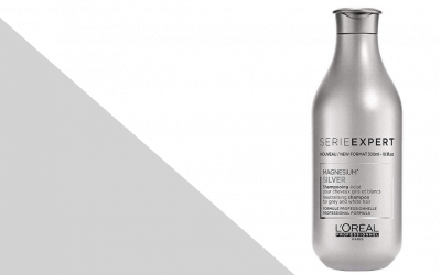 L'Oréal Professionell SERIE EXPERT Magnesium Silver Neutralising Shampoo
