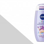 NIVEA 3in1 Kids Duschgel, Shampoo, Spülung Beerenduft