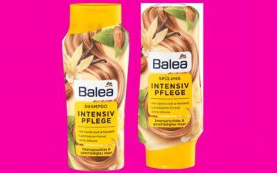 Balea Intensivpflege Shampoo und Spülung