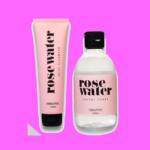 The Beauty Dept. Rose Water Jelly Cleanser & Facial Toner