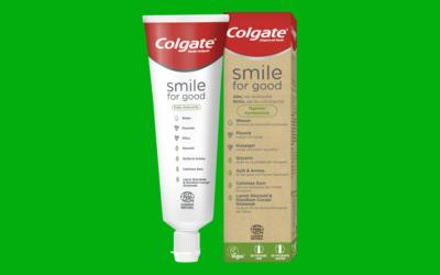Colgate smile for good Täglicher Kariesschutz