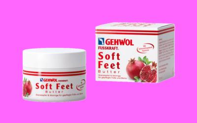 GEHWOL Soft Feet Butter Granatapfel
