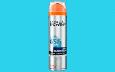 L'Oréal Paris Men Expert Rasiergel Anti-Hautirritationen